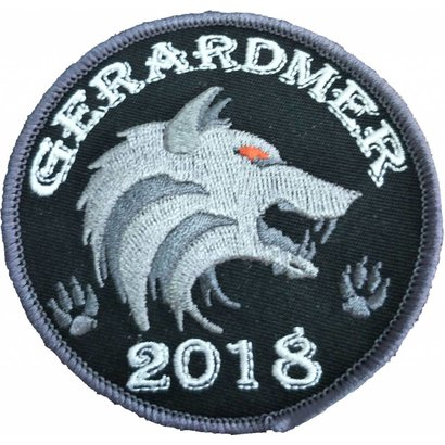 Badgeboy Gerardmer patch 2018 Sold out
