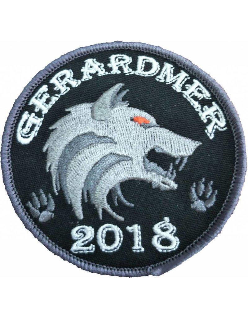 Badgeboy Gerardmer patch 2018 Sold out