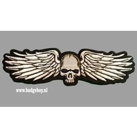 Badgeboy Skull and WIngs
