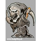 Badgeboy Salute reaper