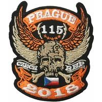 Badgeboy Prague 115 jaar 2018 Patch SOLD OUT!!