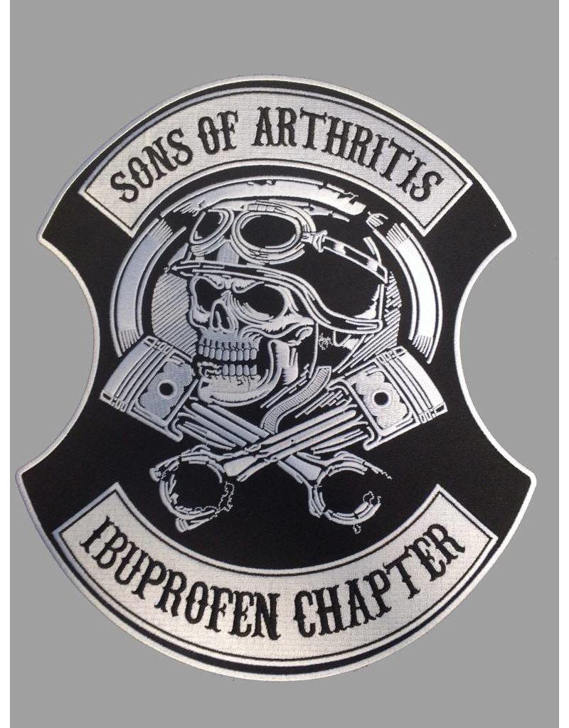 Badgeboy Sons of Arthritis Small