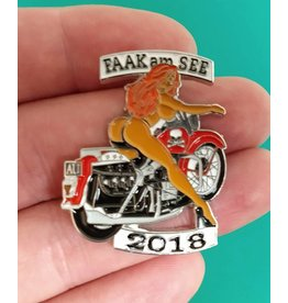 Badgeboy Faak am See pin 2018 SOLD OUT