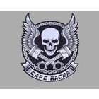 Badgeboy Cafe Racer Skull