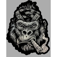 Badgeboy The Gorilla