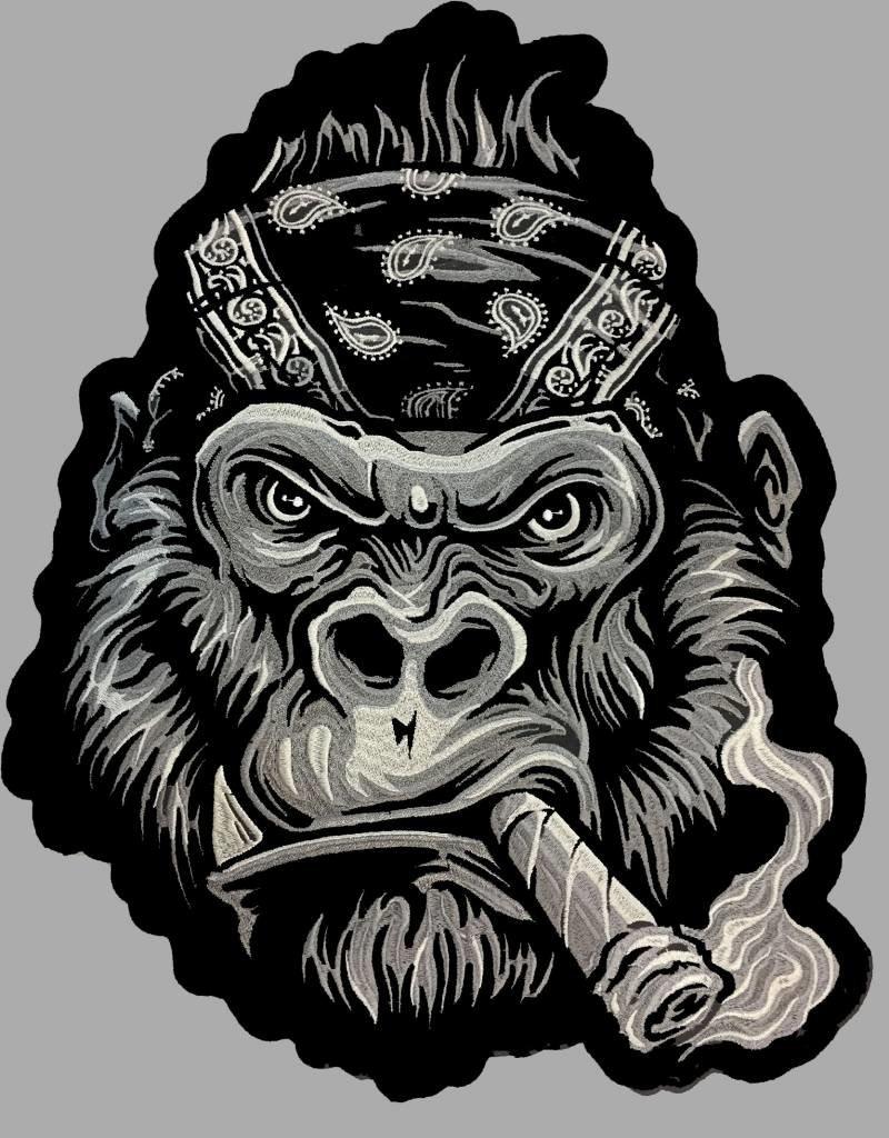 Badgeboy The Gorilla patch