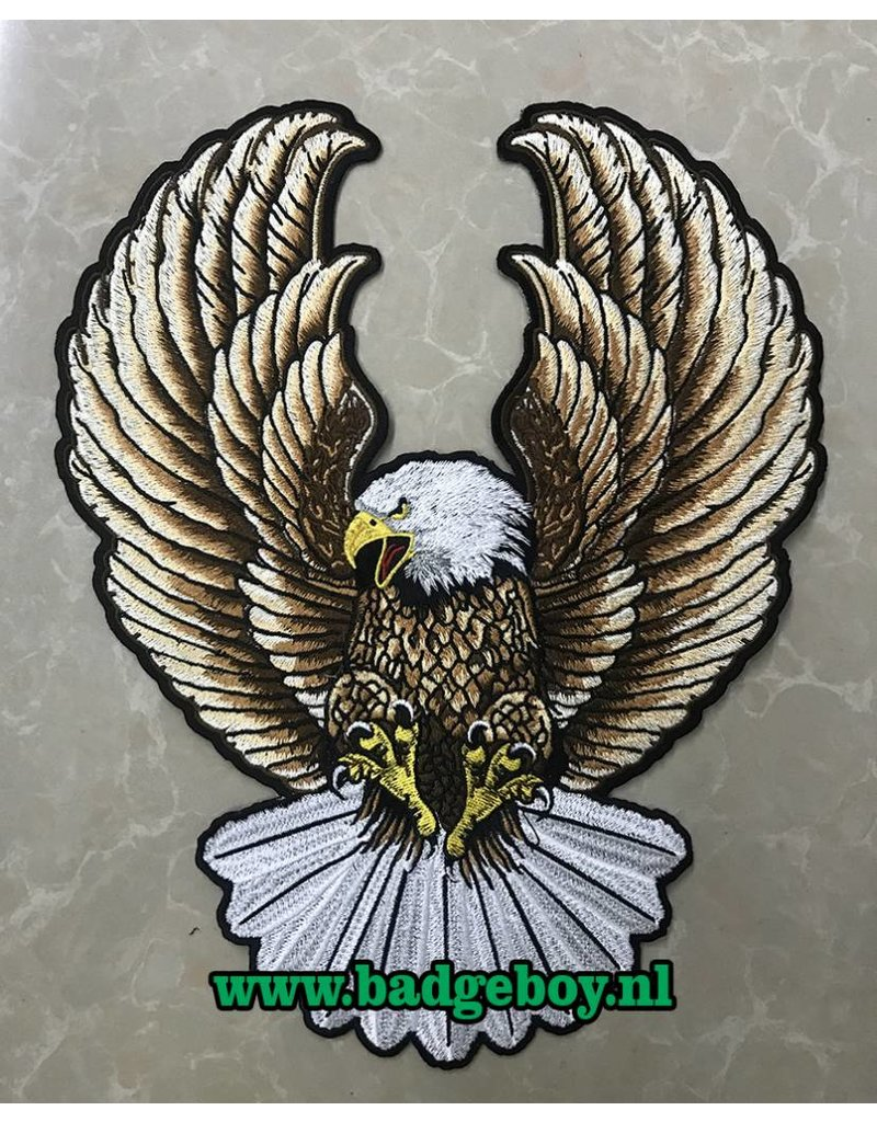 Badgeboy The Eagle patch