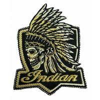 Badgeboy Indian Skull