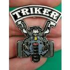 Badgeboy Triker pin