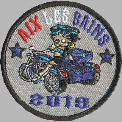 Badgeboy Aix les Bains Trike patch 2019