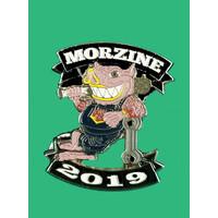 Badgeboy Morzine Pin 2019