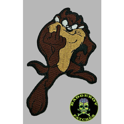 Badgeboy Taz patch