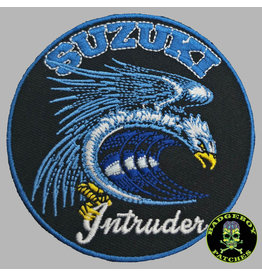 Badgeboy Suzuki Intruder