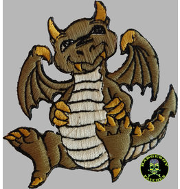 Badgeboy Green dragon small