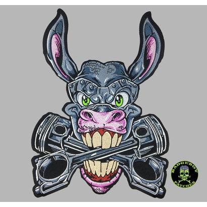 Badgeboy Crazy Donkey Backpatch 30 cm