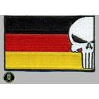 Badgeboy German Flag Punisher