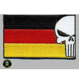Badgeboy German Flag Punisher