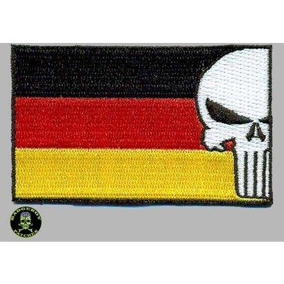 Badgeboy German Flag Punisher 8cm