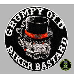 Badgeboy Grumpy Old Biker Bastard