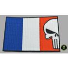 Badgeboy French Flag Punisher