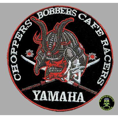 Badgeboy Yamaha bobber 8 cm