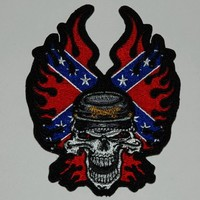 Rebel Skull Medium