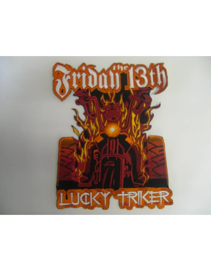 Friday the 13th Triker