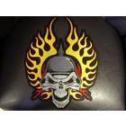 German Skull wings high color