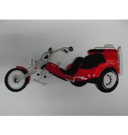 Trike red medium