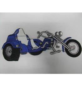 Trike Blue white