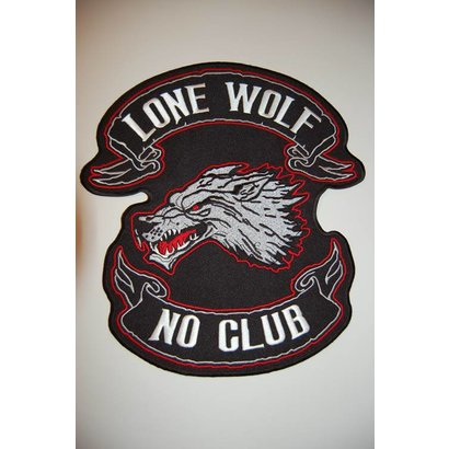Lone Wolf No Club Angry Wolf small 580 E