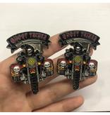 Badgeboy Ghost Triker Pin