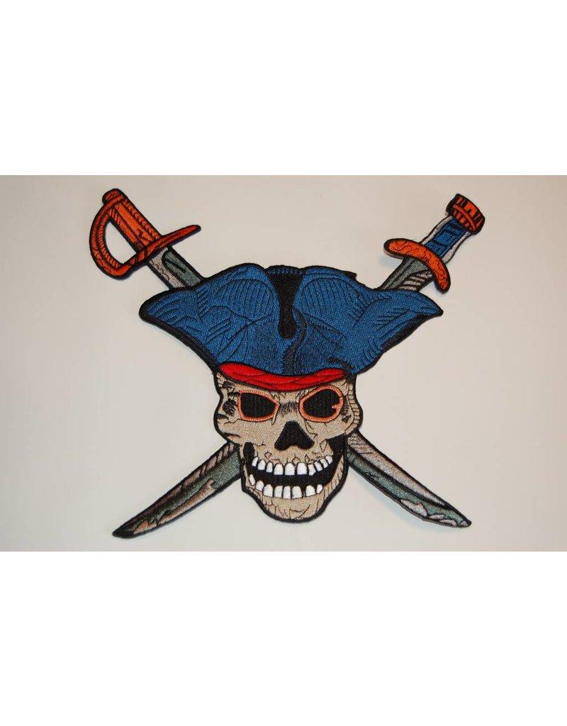 Badgeboy Pirate Cross Swords Nr. 164 E