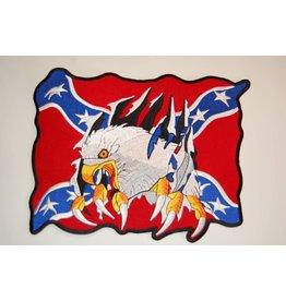 badgeboy Eagle rebel flag