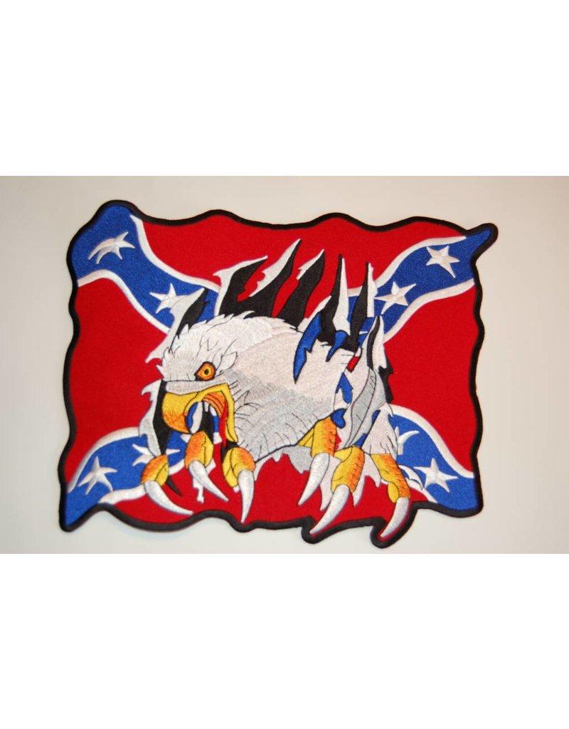 badgeboy Eagle rebel flag Nr.153 E