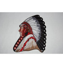 badgeboy The Old Indian Chief Large