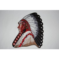 The Old Indian Chief small
