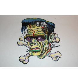 Badgeboy Frankenstein Small
