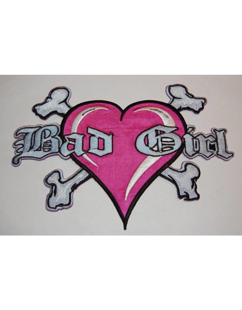 badgeboy Bad Girl Pink Large Nr.368 E