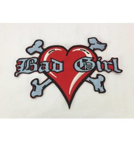 Badgeboy Bad Girl Small Red