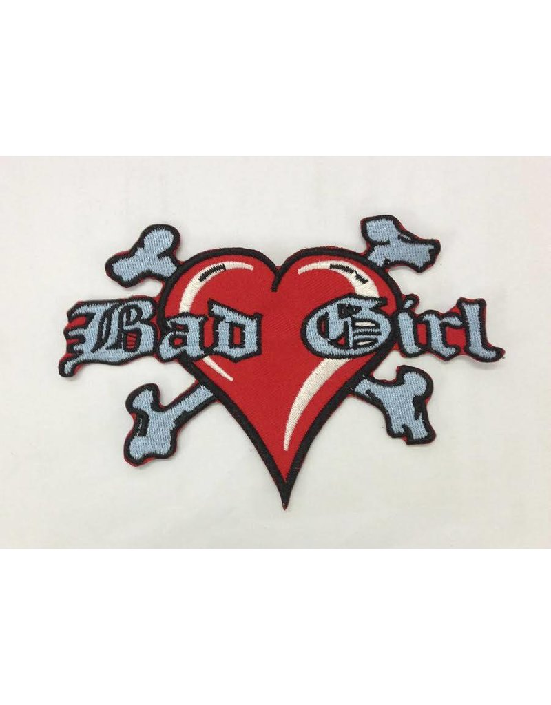 Bad Girl Small Red