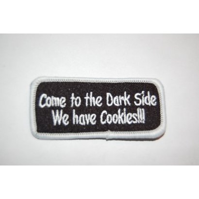 Come to the dark site we have cookies