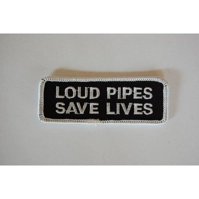 Loud pipes save lives Nr. 372 E