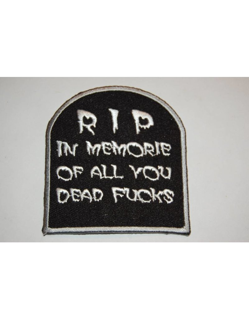 Badgeboy RIP nr. 370 E