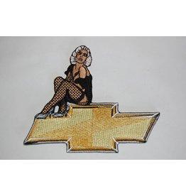 Badgeboy Chevrolet with Marilyn