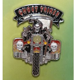 Badgeboy Ghost Triker Pin