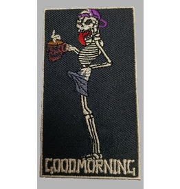 badgeboy Goodmorning skeleton
