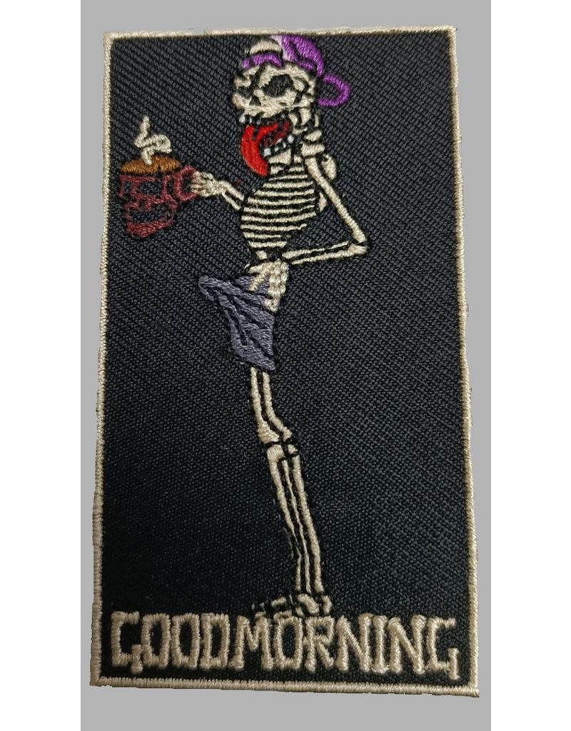 badgeboy Goodmorning skeleton