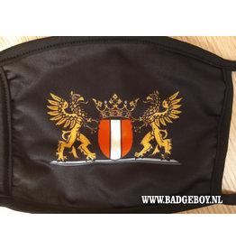 badgeboy Mondkapje met het Wapen van Dordrecht
