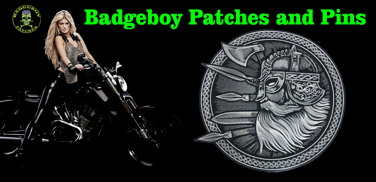 FREE PATCH with every order